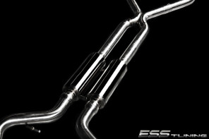 ESS E9x M3 Exhaust (X-pipe)