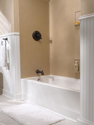 Swanstone BT-3060 Veritek Bathtub - Solid Color - Swanstone ...