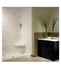 "Swanstone SK-484896 Shower Wall Multi Kit 48"" x 48"" x 96"" - Solid Color"