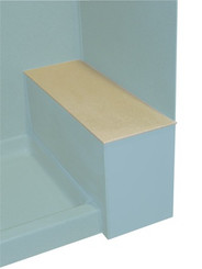 Swanstone SB-1248 Shower Bench Seat Top - Solid Color