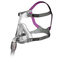 ResMed Quattro Air For Her Full Face Mask Complete System