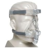 Philips Respironics Amara Full Face Mask Silicone  With Headgear