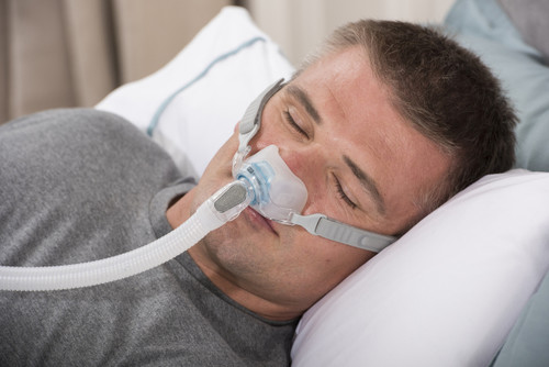 Fisher and Paykel Brevida Nasal Pillow Mask
