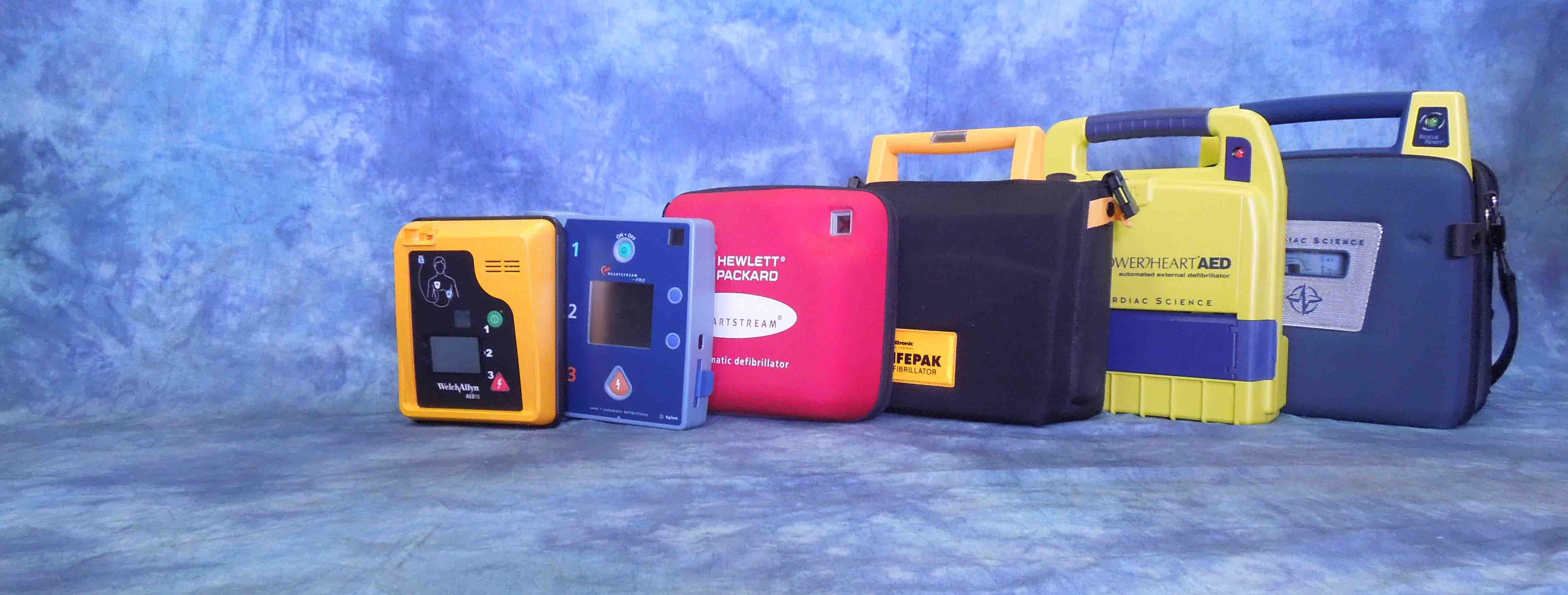 Trade In Your Old AED
