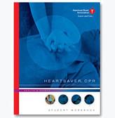 American Heart Association Heartsaver CPR book