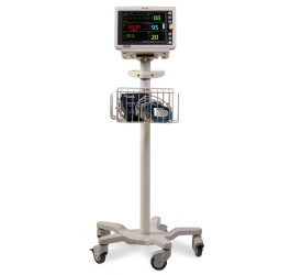 Optional SureSigns Rollstand