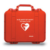 Philips AED Pelican Carry Case - Plastic Waterproof Shell - YC