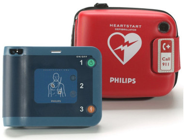 Philips HeartStart FRx AED with Carry Case