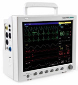 Edan iM8G2 Patient Monitor with ECG, SpO2, NIBP, EtCO2, PR, 2 Temp and Resp