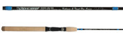 Pro Graphite Rod Blue Wraps