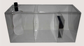 """Trigger Systems Crystal Sump 30""""x12""""x15"""""""