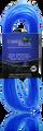 Deep Blue Silicone Air & Dosing Tubing 25'