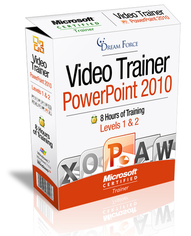 PowerPoint 2010 Training Videos Level 1 - Download