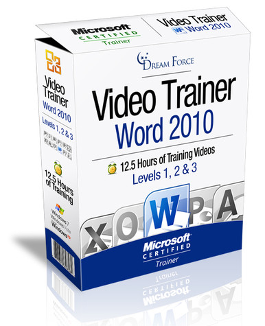 Word 2010 Training Videos Level 2 - Download
