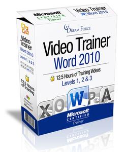 Word 2010 Level 3 (Download)