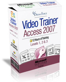 Access 2007 Training Videos Level 1 - Download