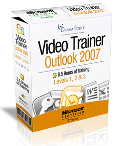Outlook 2007 Training Video Level 3 - Download