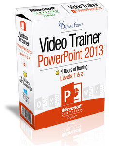 PowerPoint 2013 Level 1 Training Videos (download)
