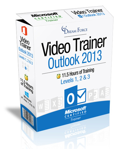 Outlook 2013 Training Videos Level 1 - Download