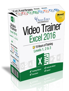 Excel 2016 Training Videos