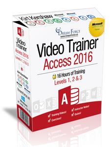 Access 2016 Training Videos