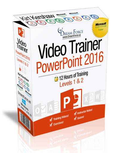 PowerPoint 2016 Training Videos