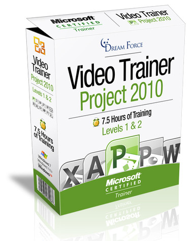 Project 2010 Training Videos