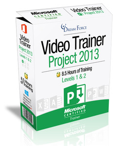 Project 2013 Training Videos