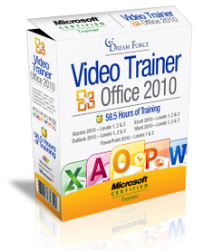 Office 2010 Training Videos