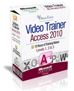 Access 2010 Level 1 (Download)