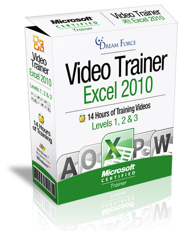 Excel 2010 Training Videos Level 1 - Download