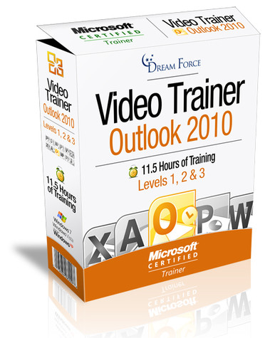 Outlook 2010 Training Videos Level 1 - Download