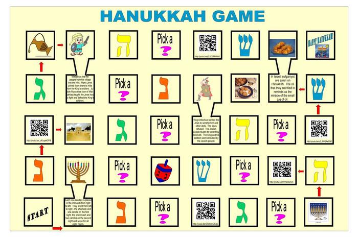 A Hanukkah Game