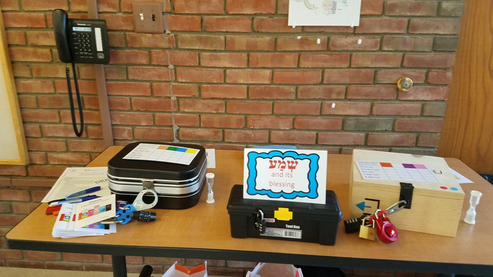 BreakoutEDU-SH'MA AND ITS BLESSINGS