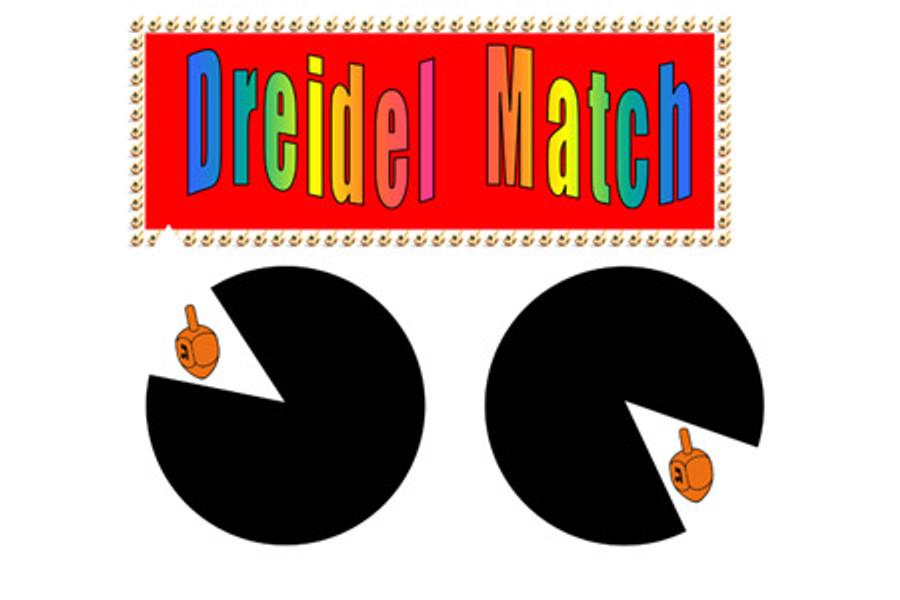 Dreidel Match