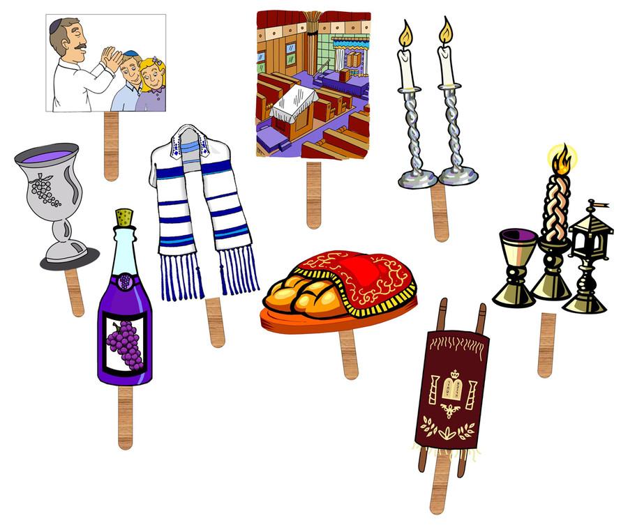 Shabbat Puppets