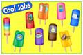 Jobs - Cool Jobs Poster  (F-3)
