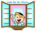 Jobs - Look Out Our Window Poster  (F-5)