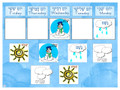 Weather - Preschool Weather Chart (C-14)