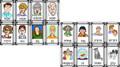 Hebrew - Family Go Fish Game (L-4)