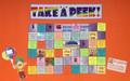 Purim - Take a Peek Bulletin Board (BB-1)