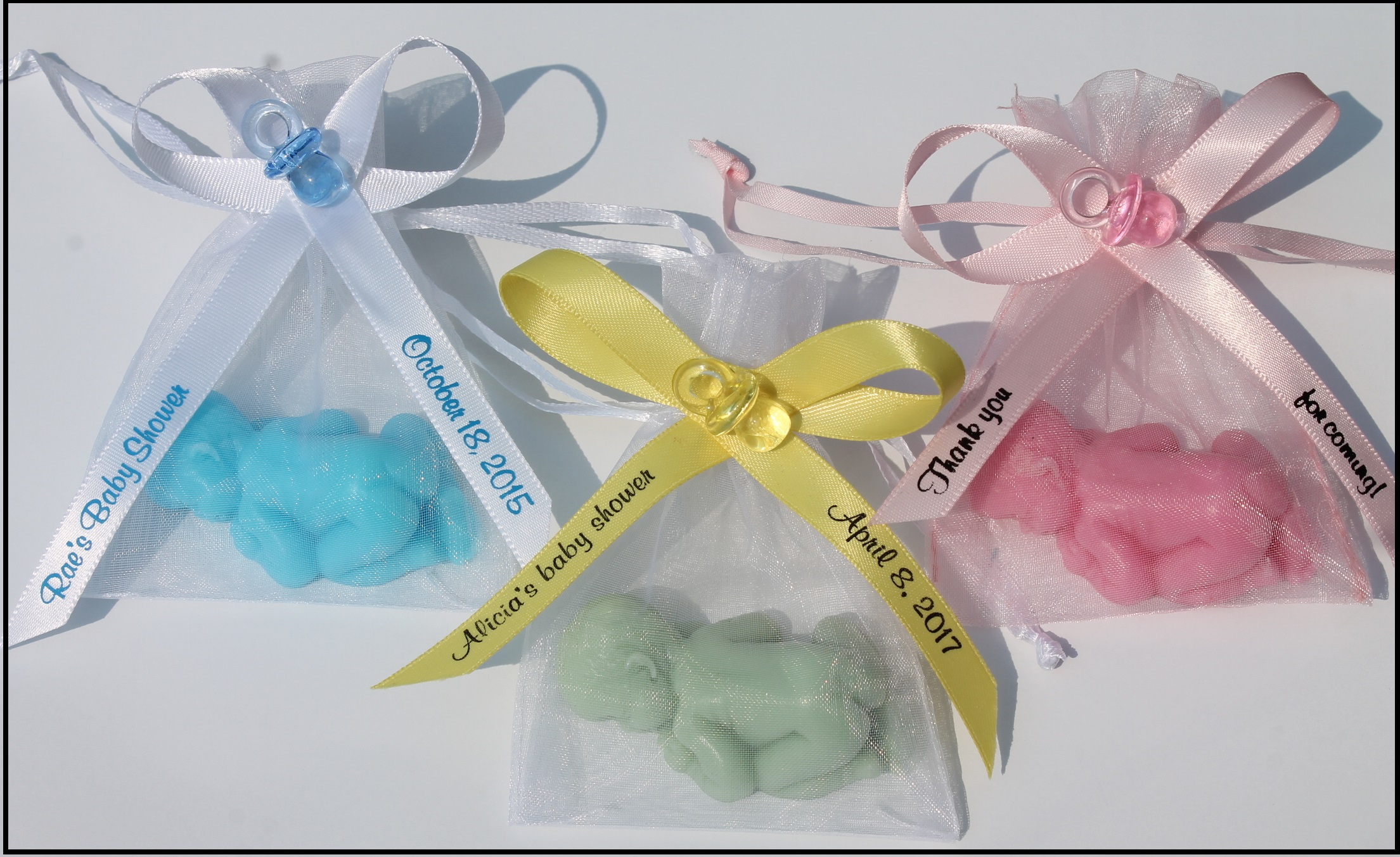 list of budget friendly baby shower favors baby shower favors