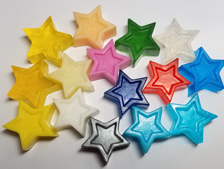 Star Soap Favors Baby Shower - Pack of 25