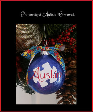 Choose the name on the ornament!!