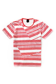 [Sample] Modern Amusement, hozey maccas striped tee