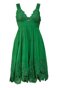 [Sample] Collette, florentine jungle dress