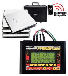 SW500™ E-Z Weigh Kart Scale System