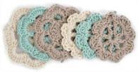 Kaisercraft Crochet Doilies - Vintage