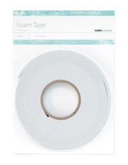 Thick foam double sided tape