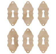 Kaisercraft wooden embellishments